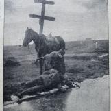 illustrierte Kriegsblaetter 1914-15 own copy-ich hatte einen kameraden