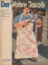 Wahre Jakob 27 Feb 1932